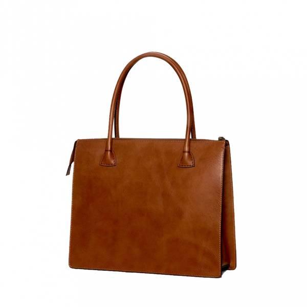 Decadent Reba Working Bag Cognac