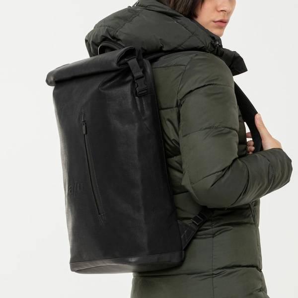Aunts and Uncles Matsuyama Backpack Jet Black